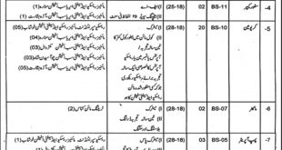 Mines & Minerals Department Punjab Jobs 2019