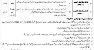 Port Qasim Authority jobs 2020