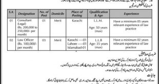 Trade Development Authority Pakistan Jobs 2020