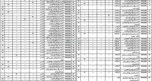 Education Department Lahore Jobs 2020