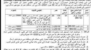 Special Education Department Punjab Jobs 2020