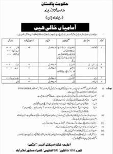 Revenue Division Islamabad Jobs 2020