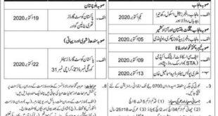 Ministry of Interior – Pakistan Coast Guards Jobs 2020 (230+ Posts)