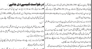 Police Department Govt of Sindh Jobs November 2020