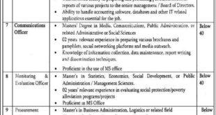 PSPA Jobs November 2020