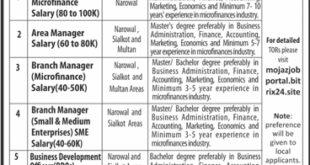 Mojaz Support Program MSP Jobs 2021