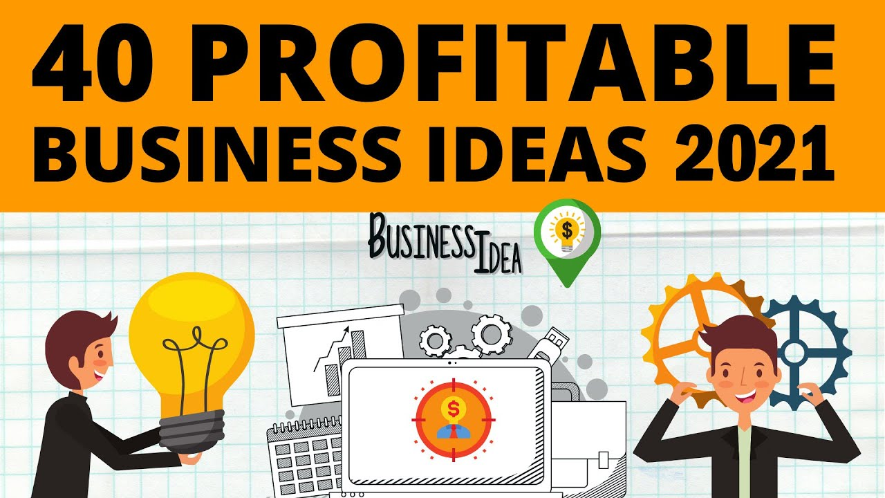 20 Great Small Business Ideas