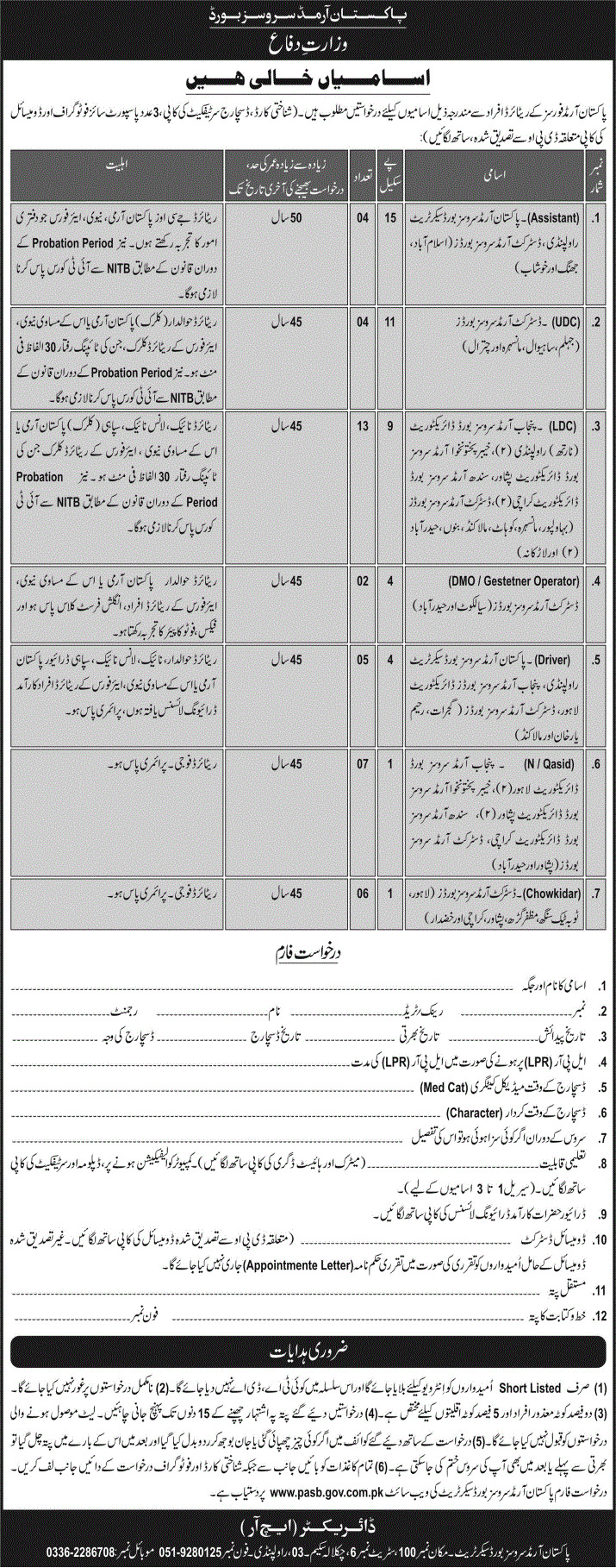 Ministry of Defence MOD Jobs 2021 Latest new Vacancies